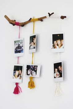 Get your photos off your phone and display them with these simple yet fabulous DIY ideas!