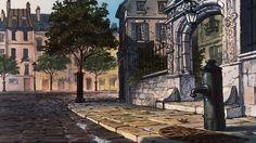The Aristocats (La Rue)