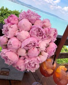 All Flowers, Amazing Flowers, Beautiful Flowers, Wedding Flowers, Peonies Bouquet, Pink Peonies, Blossom Flower, My Flower, Flower Shower