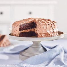 Need a new dessert? Then try this incredible chocolate cake. You'll be surprised that this chocolate cake contains beets that create a rich and moist texture. This cake is our family's favorite dessert.