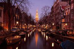 Burger Bootstour durch Amsterdam