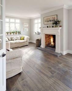 75 warm and cozy farmhouse style living room decor ideas (30)