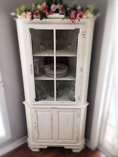 Gorgeous Vintage RusticShabby Chic Chippy By VINTAGEVIXENbyZELLE