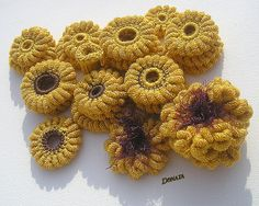 crochet sea creatures Crochet Sea Creatures, Form Crochet, Knitting Ideas, Fall 2015, Crochet Earrings, Autumn, Free, Fall Season, Fall