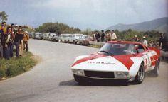 Lancia Statos 1973 Targa Florio