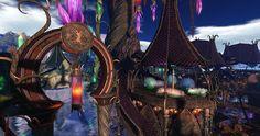 Fantasy Faire 2014 - The Faery Court Giant Tree, Cycle Of Life, Faeries, Sims, Fair Grounds, Fantasy, Seasons, Explore, Dark