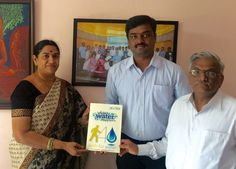 It is great pleasure to have Smt. Leela Reddy Garu as Walk For Water Patron. She is the President of Council for Green Revolution CGR, a five year old environmental organization based at Hyderabad. Hailing from a small village in Nalgonda district, Leela Reddy was born in a farmer's family. Her father was a freedom fighter and she has the imprints agrarian rural life, passion for nature, social cause and leadership traits. She is a science graduate from Osmania University.