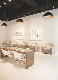 LACQUER modern nail salon in downtown Austin, TX #ilovelacquer