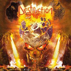 Destruction - The Antichrist (2001)
