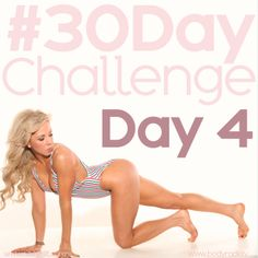 Day 4 is HERE!