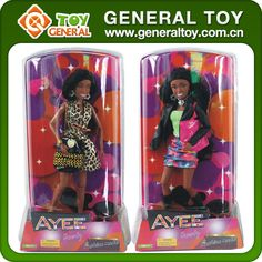 I am Ayee, a Kenya clone from General Toy Company, I am articulated!