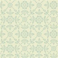 Zoffany Wallpaper - Pergola