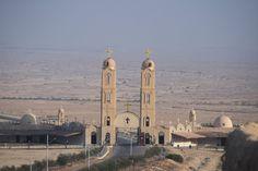 Panoramio - Photo of Gate of St. Antony's Coptic Christian ...