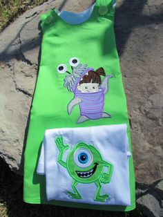 Monsters+inc+mike+shirt+by+stacielutes+on+Etsy,+$23.00
