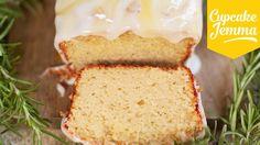 Rosemary, Yoghurt and Honey Cake - Cupcake Jemma