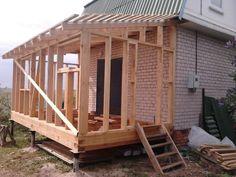 Пристройка к дому - технология связки оснований, нюансы строительства - Дом и стройка - Статьи - FORUMHOUSE