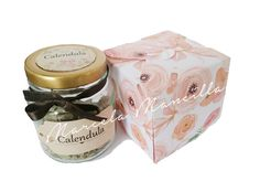 #Souvenir para #Boda www.marcelamancilla.com/cajas Calendula, Container, Organizers, Souvenir, Weddings