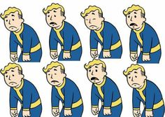 When you gotta go to work but you wanna play Fallout  fallout fallout 4 vault boy