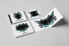 Ambigram and CD cover for Lacrimosa. Student work. on Behance