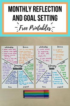 Bullet Journal Banners, Bullet Journal Ideas Pages, Passion Planner, Happy Planner, Journal Writing Prompts, Life Organization, Organizing, Goal Planning, Self Improvement Tips