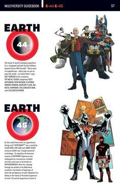 Earth 44 & 45