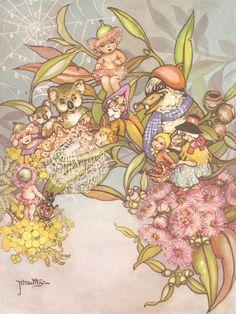 Peg's Fairy Book  ❤•❦•:*´¨`*:•❦•❤ The first peep.
