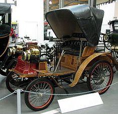 Benz Patent-Motorwagen Ideal (1901)