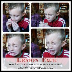 People decide to have kids for many reasons. Here's mine. #humor #kids #parenting #lemonface