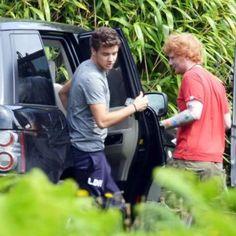 Ed and Liam