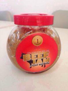 Beefjam adalah selai daging inovasi terbaru selai ini tahan 2-3 bulan jika disimpan di lemari dingin selai ini dapat digunakan saat bekal atau ditambahkan diatas spagethi Harga : Rp 35.000. Telp. 087852343980 Area Surabaya dan sekitarnya