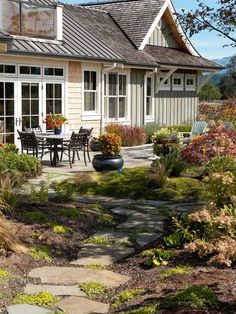 Flagstone Patio Designs Walkways Design, Pictures, Remodel, Decor and Ideas - page 2