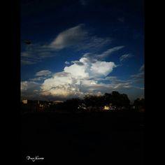 TRASPATIO #foto #photo #photography #fotografía #sky #cielo #sanluispotosi #México #slp #mx