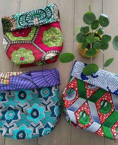 Storage baskets by Susan's Wax. Etsy.com