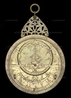 Muhammad ibn Abi Bakr al Ibari, Astrolabe with geared calendar