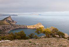 Black sea coastline by nickolay_khoroshkov, via Flickr