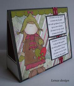 Lenas kort: Jul