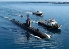 US Nuclear Submarine to Participate in South Korea Naval Drill Go Navy, Army & Navy, Navy Mom, Us Submarines, Nuclear Apocalypse, Nuclear Submarine, Us Navy Ships, Ehime, Hale Navy