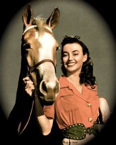 1950's cowgirls ~ having a hard time finding details!