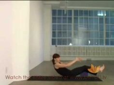 Workout with Your Wall - Core Strength with Sadie Nardini