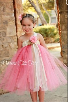 I'm really loving the cute tutu dresses! For my 4 girls! They will be my bridesmaids :)
