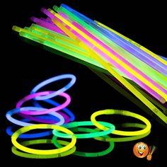 Pulseras Fluorescentes en colores surtidos. La mejor calidad al mejor precio. www.pulserasfluorescentes.com