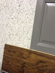 Viatera quartz surface in natural limestone gray with for Bethel kitchen designs
