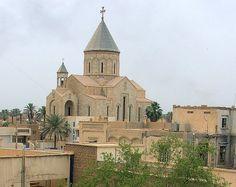 Armenian Catholic Church in Baghdad