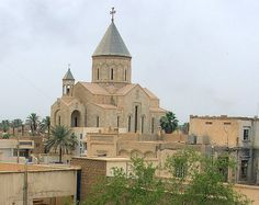 Armenian Catholic Church | Armenian Catholic Church in Baghdad | Flickr - Photo Sharing!