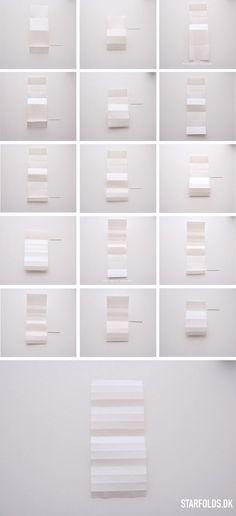 Påskepynt - Påskeæg foldet i papir - Starfolds Shelving, Origami, Bookcase, Design, Home Decor, Christmas, Creative, Shelves, Xmas