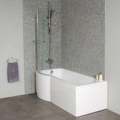 dee-p-shaped-bath-with-towel-rail_2.jpg (326×326)  Www.betterbathrooms.com