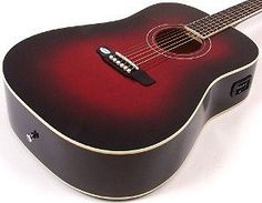 SX FG 160 VT Left Handed Acoustic Electric Guitar, Dusk Sun Red Finish: http://www.learnguitar.straightreview.com/sx-fg-160-vt-left-handed-acoustic-electric-guitar-dusk-sun-red-finish-2