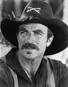 Tom Selleck 186296 picture available as photo or poster, buy original products from Movie Market Tom Selleck Movies, Peliculas Western, Jesse Stone, Westerns, Movie Market, Sam Elliott, Look At My, Into The West, Cowboy Up