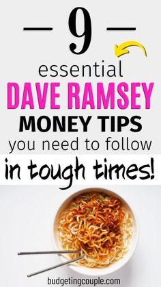 Frugal Living Tips, Frugal Tips, Money Tips, Money Saving Tips, Make Money From Home, How To Make Money, Dave Ramsey Plan, Envelope System, Making A Budget