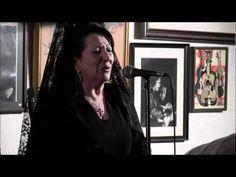 SEMANA SANTA 2012 - EXALTACIÓN A LA SAETA EN LA PEÑA FLAMENCA DE CÓRDOBA  ------ tran tran tran  -----